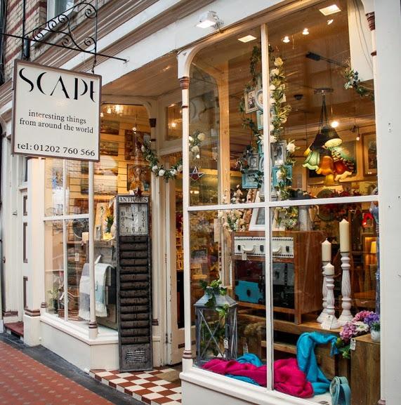 Scape shop