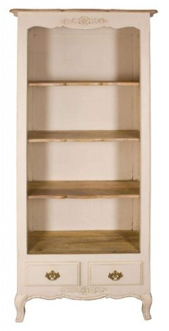 shabby chic pained mango wood Bookcase Bouremouth Poole
