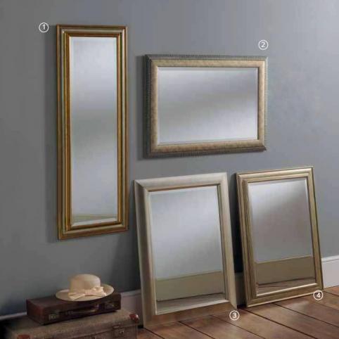 range of rectangular mirrors