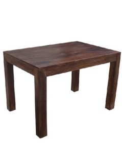 Dark Mango Wood Medium Dining Table
