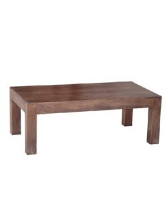 Dark Mango Wood Coffee Table