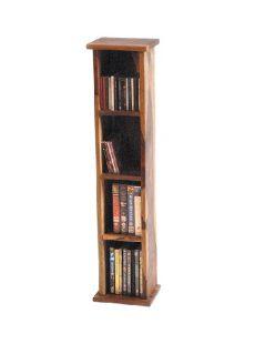 sheesham wood cd dvd unit