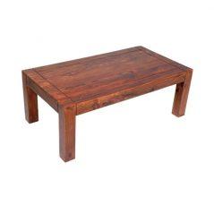 Solid Indian sheesham wood coffee table