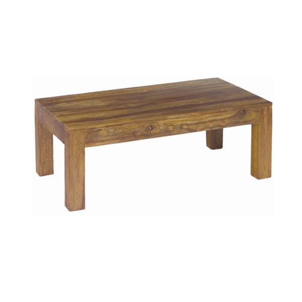 Indian Wood Coffee Table Uk: Sheesham Trunk / Coffee Table/ With 12 Drawers