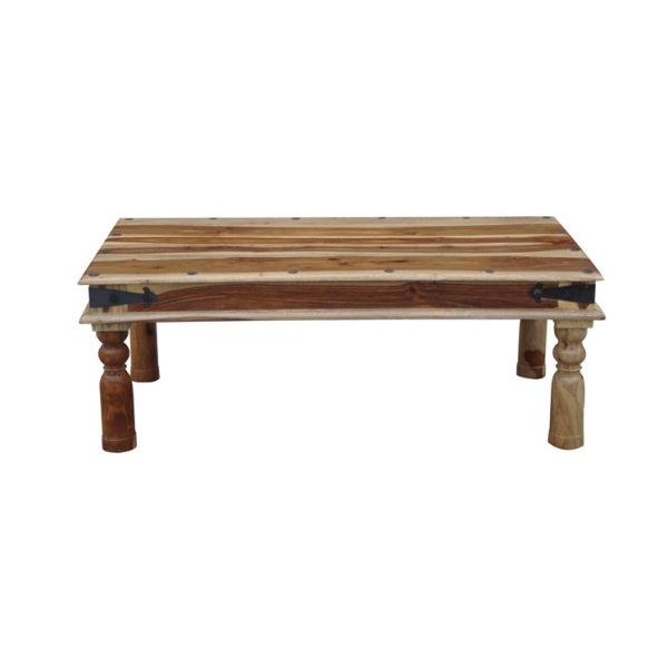 Sheesham Wood Coffee Table Bournemouth Poole