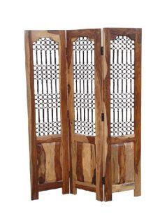 sheesham wood screen