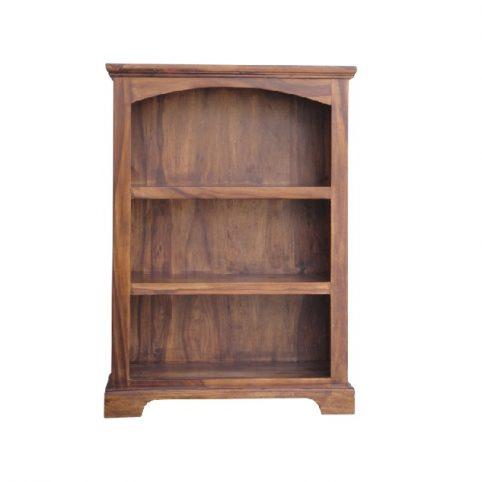 sheesham wood small bookcase
