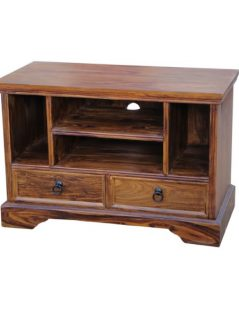 sheesham wood tv and media unit_2
