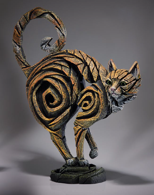 Contemporary Cat Sculpture From Uk