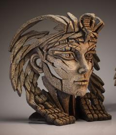 Cleopatra bust Desert sculpture