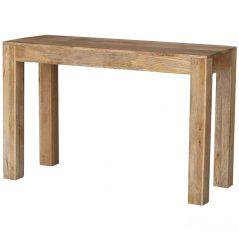 Light mango wood Console Table