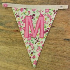M bunting letter