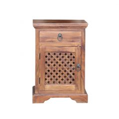 sheesham wood bedside table_2