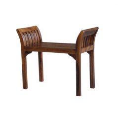 sheesham wood bench_2