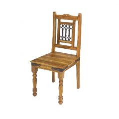 sheesham wood dining chair_6