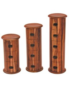 sheesham wood drum chest of drawers_2