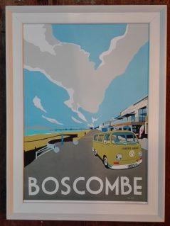 vintage boscombe print