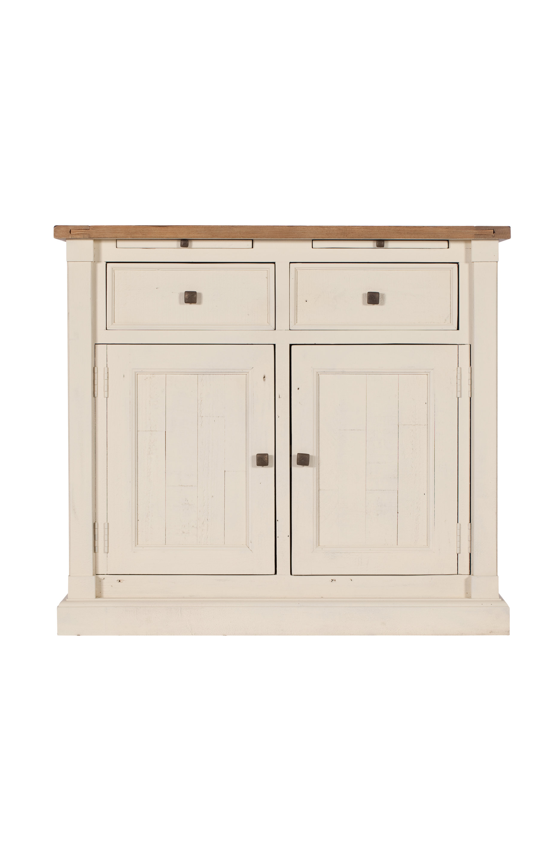 solid reclaimed wood sideboard   years' warranty bournemouthpoole - painted recycled wood narrow sideboard