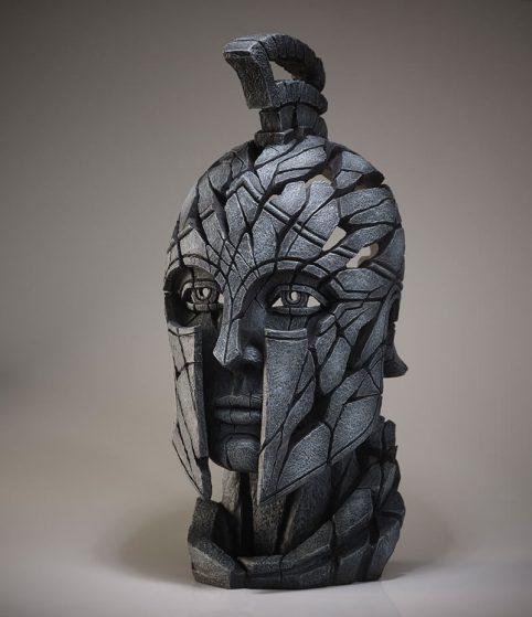 handpainted spartan warrior soilder sculpture from UK