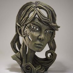 handpainted elf princess sculpture from UK