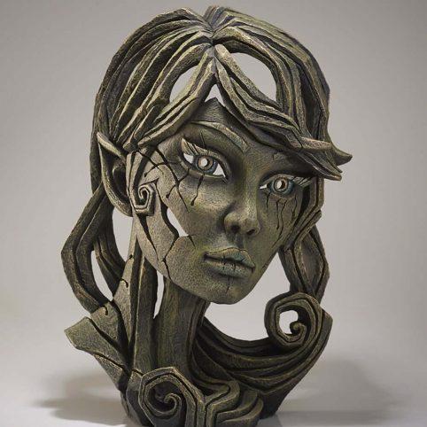 handpainted elf princess sculpture from UK