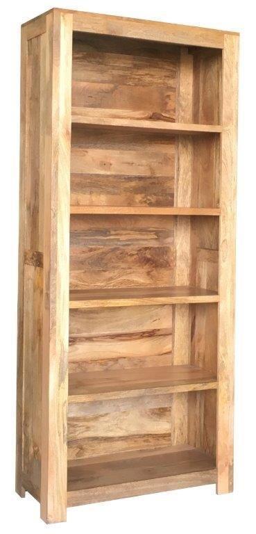 Dakota Light Mango Wood Bookcase Bournemouth/Poole/Dorset