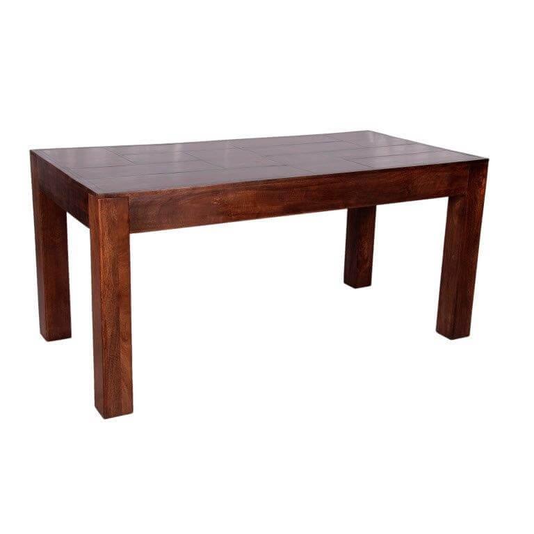 Indian Sheesham Dark Wood Coffee Table