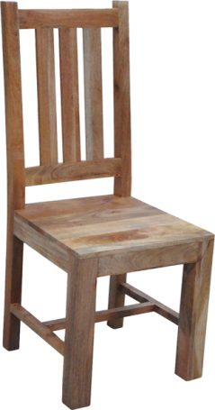 Dakota light mango wood chair