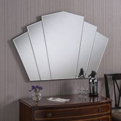 Chideock art deco Mirror
