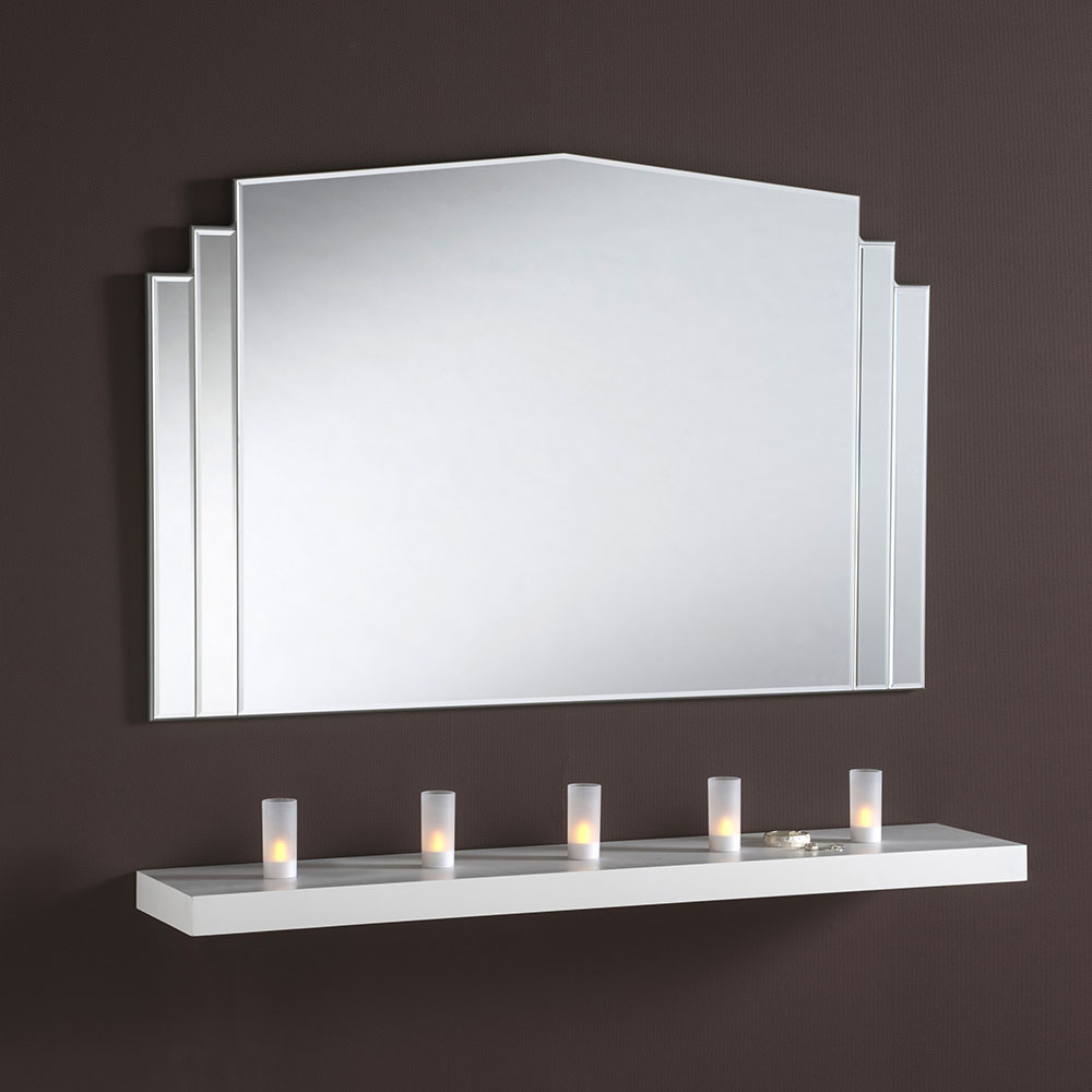 Osmington Art Deco Style Mirror