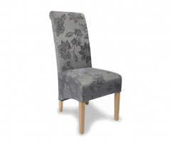 dining chair dark grey