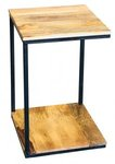 Industrial-style-light-mango-wood-3-side-mini-side-table