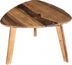 Large two tone sheesham wood side table.jpg