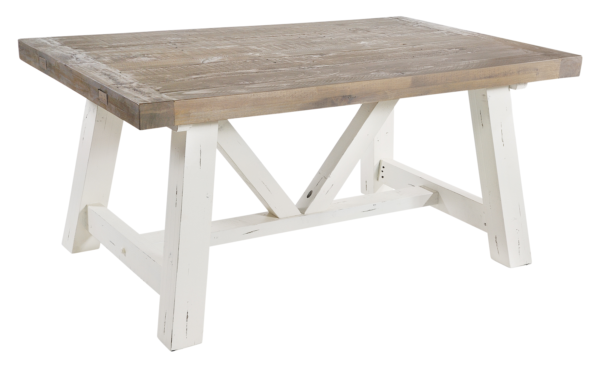 Solid reclaimed wood extendable dining table  sc 1 st  Scape Interiors West Ltd & Solid reclaimed wood dining table \u2013 Scape Interiors West Ltd
