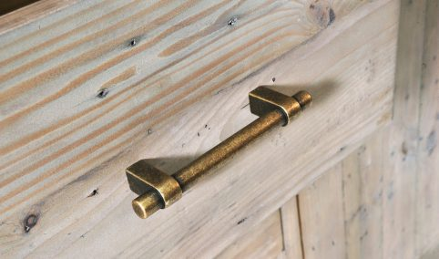 large sideboard Handle Detail