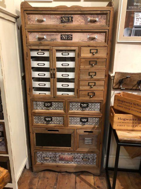 Multi Drawer Storage Cabinet, Wooden Multi Drawer Cabinet