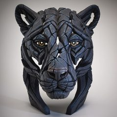 Black Panther Sculpture