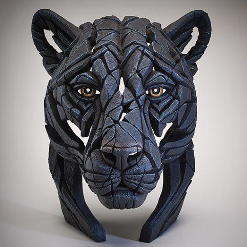 Black Panther Sculpture