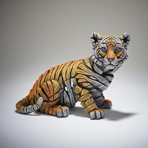 Tiger Cub Sculpture
