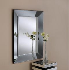 Antique finish Wimborne Mirror