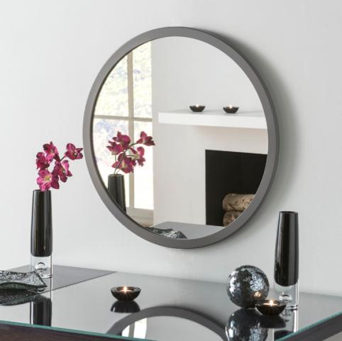 Classic Circle Mirror