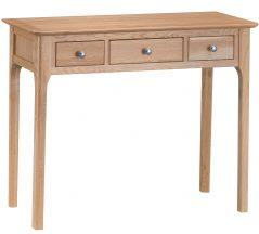 Natural Oak Dressing Table