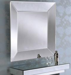 Art Deco Portsmouth Mirror