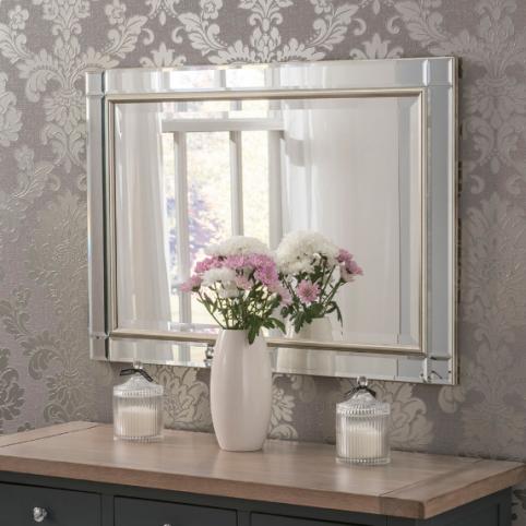 Bournemouth Rectangular Mirror
