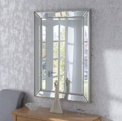 Contemporary Rectangular Mirror