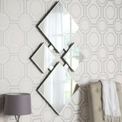 Art Deco Bridport Mirror