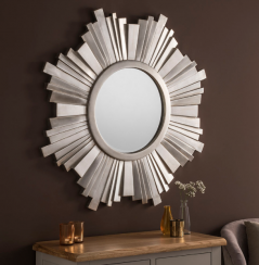 Contemporary Kingston Mirror