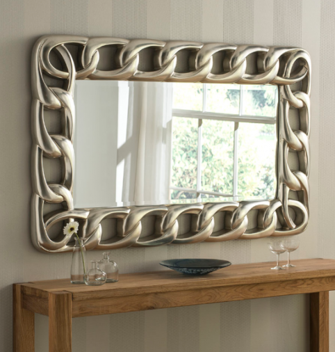 Contemporary Ringwood Mirror