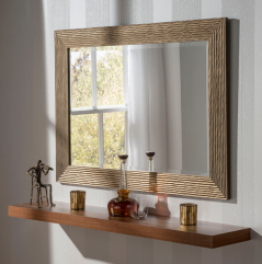 Rectangular Bath Mirror