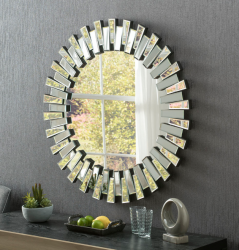 Art Deco Sandbanks Mirror